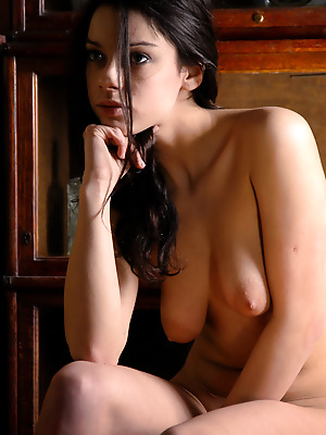 Showy Beauty  Sofira  Pussy, Brunettes, Boobs, Breasts, Tits, Cute, Shaved